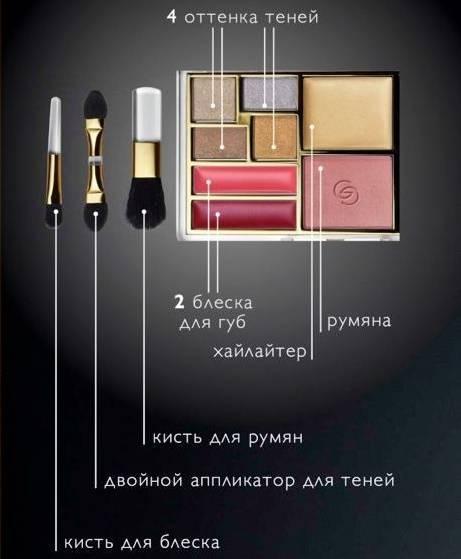 Палитра для макияжа Giordani Gold