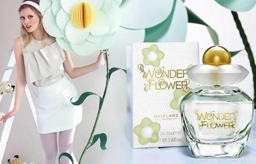 Аромат Wonder Flower Oriflame