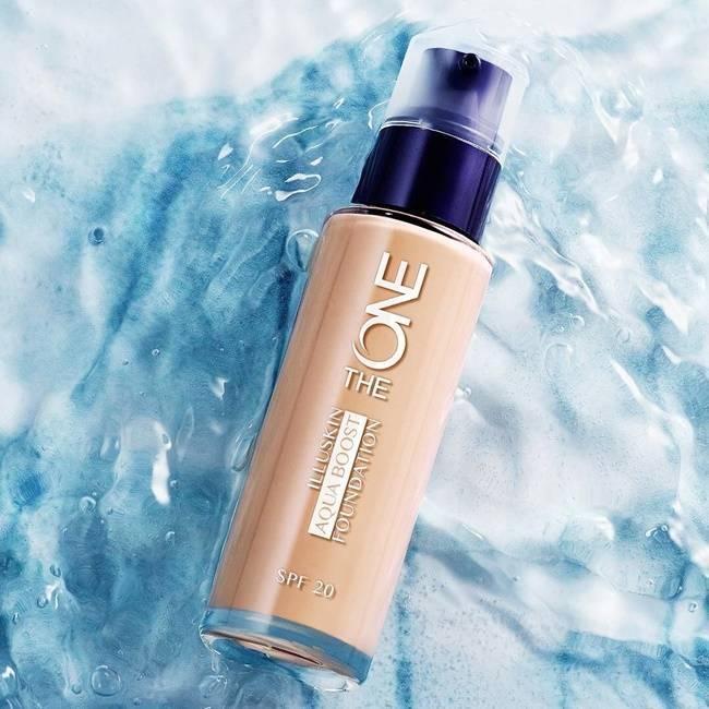 Увлажняющая тональная основа The ONE Aqua Boost Орифлейм