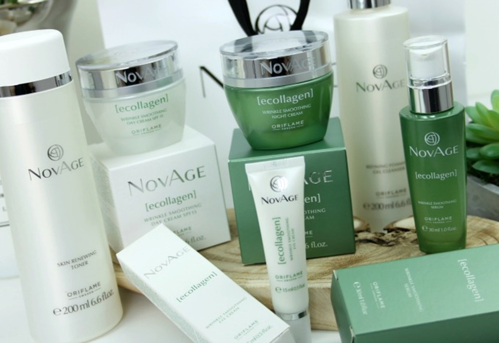 NovAge Ecollagen oriflame