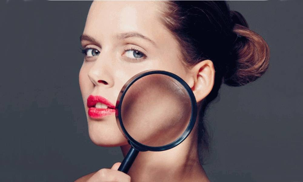 Как уменьшить поры на лице