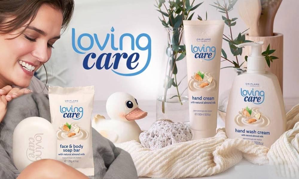 Loving Care oriflame